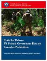 US Federal Government Data on Cannabis Prohibition