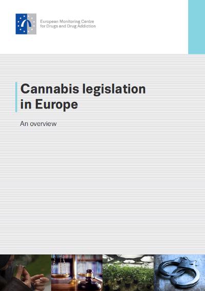 cannabis legalisation europe